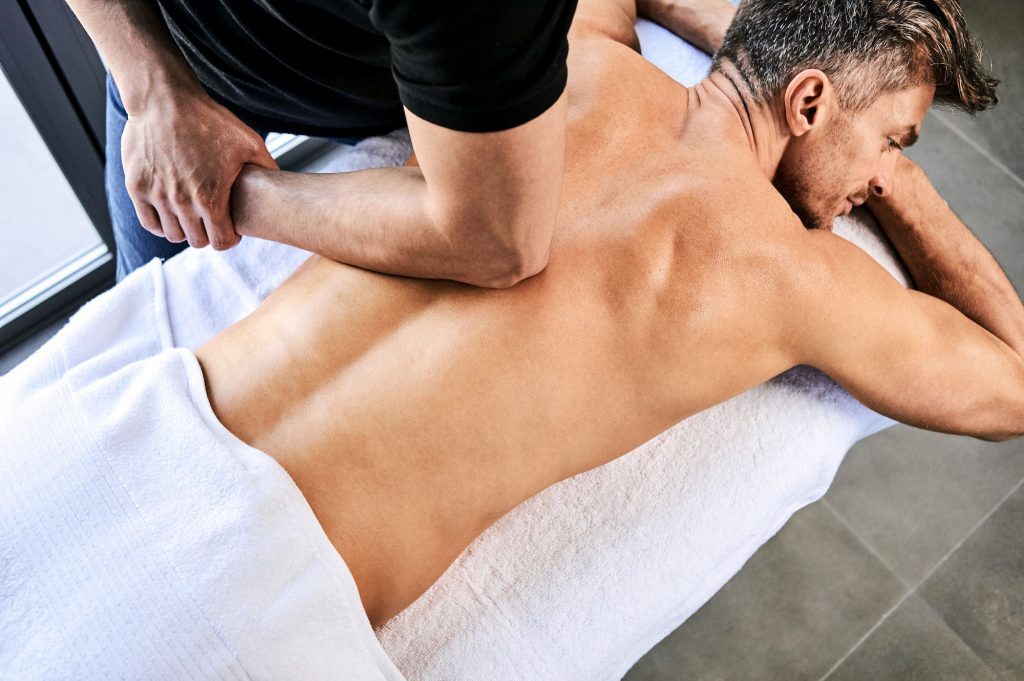 compression massage