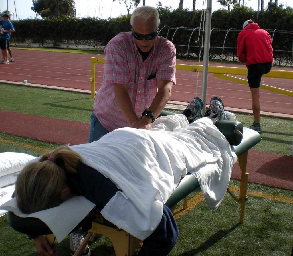 """Nicola of Riktr PRO  Deep Tissue is a practicing Sports Massage professional.  Free consultations when you follow """"For appointments, please…"""""""